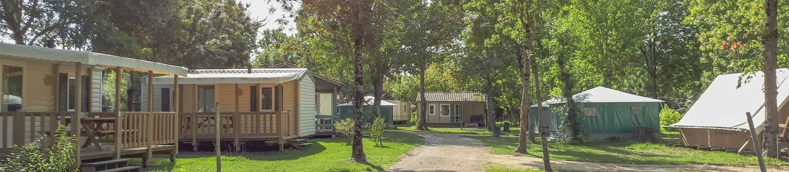 location chalets camping Lidon